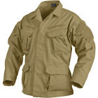 Helikon SFU Next Military Cadet Uniform Shirt Mens Ripstop Security Top Coyote