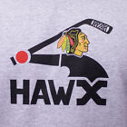 Hawx - Chicago Sports: Black Hawks White Sox Tribute T-Shirt