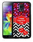 PERSONALIZED VALENTINES RUBBER CASE FOR SAMSUNG S4 S5 S6 S7 EDGE NOTE 3 4 5 RED