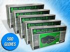 500 BLACK GOLD BLACK NITRILE 4 MIL INDUSTRIAL GLOVES - (CHOOSE SIZE)