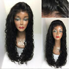 "Lace Front/Full Lace Wigs Brazlian Soft Cury 100% Remy Human Hair Wigs 10""-22"""
