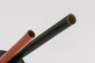 10 meters SILICONE COATED HEAT FIRE INSULATION SLEEVING all sizes 1mm to 25mm