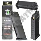 WE Airsoft Magazine G models 17/18/19/23 GBB Gas or Co2 C02 Blowback 6mm BB clip