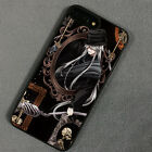 Kuroshitsuji Under Taker iPhone 5s SE 6s 7 Plus Case Cover PC+TPU Free Ship #12