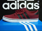 NEW AUTHENTIC ADIDAS Seeley Men's Shoes - Burgundy/Black;  C76500