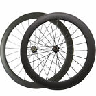 700C 50mm+60mm Carbon Wheels Clincher Bike Road Bicycle Standard Carbon Wheelset