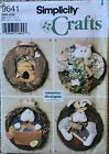 Home Decor Craft Sewing Patterns Sold individually Pillows & Childs Chair