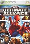 Marvel: Ultimate Alliance (Microsoft Xbox 360, 2006) Game