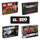 Brand new Cluedo board game – Special editions inc. Sherlock & Game of Thrones!