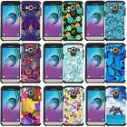 Slim Hybrid Armor Case Design Cover for Samsung Galaxy J2 (2016) Galaxy J210
