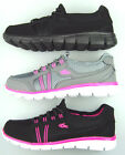 New Women's Athletic Casual Sneakers Tennis Shoes Slip-On light Comfort EVA Sole