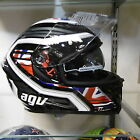 AGV K5-S 2017 MODEL FIRERACE UK RED/WHITE/BLUE BNIB FREE PINLOCK & UK SHIPPING