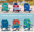 2 PACK Tommy Bahama Backpack Cooler Folding Beach Chair (VARIOUS COLORS)