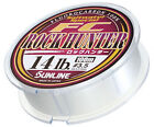 NEW SUNLINE Saltwater Special FC ROCK HUNTER 100m Fluorocarbon 100% Choose Size