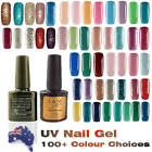L&M Manicure Soak Off UV Nail Gel Polish 7.3ml #B - Needs UV/LED Lamp to cure