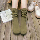 1Pair Womens Socks Thick Warm Socks Winter Socks For Women Ladies Multicolor