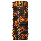Buff Unisex Reflective R-Multi Logo Orange Fluor Multifunktionstuch Schlauchtuch