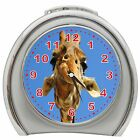 Giraffe Desktop Night Light Travel Alarm Clock z0002