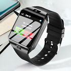 "1.54"" Bluetooth Wrist Smart Watch Camera SIM Card Pedometers For Android Phones"