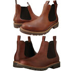 Cole Haan Mens Grantland Chelsea Pull On Waterproof Business Casual Ankle Boots