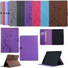 """Kickstand Card Tablet Folio Flip Leather Cover Case For Samsung Tab 4 10.1"""" T530"""