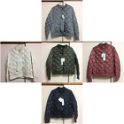 NWT AUTHENTIC UNIQLO ULTRA LIGHT DOWN QUILT RIB BLOUSON FROM JAPAN WOMEN LADIES