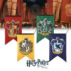 Gryffindor Hufflepuff Slytherin Ravenclaw Harry Potter House Banners Flag