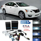For Nissan Altima HID Conversion KIT H11 H8 H9 Xenon Headlight 55W 6000K 8000K
