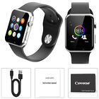 A1 Smart Watch With SIM Card Slot Camera for Android Phone Mate IOS Samsung HTC