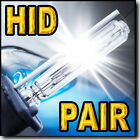 2x 35W 881 / 893 HID Fog Ligh replacement Bulbs 4300K 6000K 8000K 10000K @