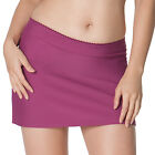 Curvy Kate Jetty Skirted Bikini Brief/Bottoms Berry Purple CS3555 Select Size