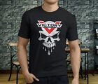 New Popular Victory Motorcycle ENGINE SKULL Men's Black T-Shirt S-3XL $16.99 USD on eBay