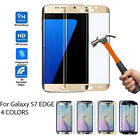 Full Cover HD Tempered Glass Curved Screen Protector for Samsung Galaxy S7 Edge