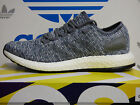 NEW Adidas Pure Boost 2017 Men's Shoes Grey BA8900 FREE SHIPPING 100% Authentic