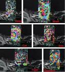 Fashion Forest Patron saint Glow In Dark Phone Case Cover For iPhone 5S 6 6 Plus