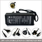 90W AC Adapter Charger For Lenovo Thinkpad T501i SL400 Z61T Z61p SL300 42T5000
