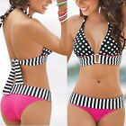 Sexy Swimwear Women Set Bandage Push-Up Padded Swimsuit Bathing Beachwear Bikini