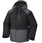$95 Columbia Boys' LIGHTNING LIFT Omni-Shield™ Jacket SB5022-010 Black