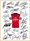 Arsenal Football Team signed  print, choice of mounts / frames / sizes, mint