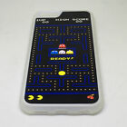 PAC MAN Screen. Aluminum & Rubber Case. For All Apple Iphone Models 4 to 7+