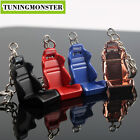 Car Truck Racing Novelty Seat Chair JDM  Keychain Keyring Key Chain Key Ring