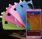 Pure Full Body Decal Sticker Wrap Case Cover For Samsung Galaxy NOTE 2 II N7100