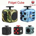 HIGHEST QUALITY Fidget Cube 2017 Children Toy Adult Fun Stress Relief Cubes ADHD