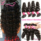 Cheap Peruvian Virgin Hair 4 Bundles Unprocessed Peuvian Human Hair Loose Wave