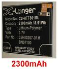 Battery 2300mAh type 35H00207-3 4/12ft BN07100 For HTC One 801n Nexus Experience