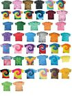 Tie-Dye USA Made 100% Cotton T-Shirts Adult Small-5XL Party, Concert, Rasta Tee