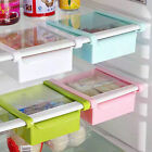 Move Kitchen Fridge Freezer Space Saver Organizer Storage Rack Shelf Holder NEW