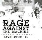 RAGE AGAINST THE MACHINE – LIVE AT IRVINE MEADOWS JUNE '95 (NEW/SEALED) CD