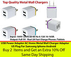 10x Lot 3.1A USB Power Adapter AC Home Wall Charger US Plug For Samsung Galaxy