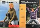 Vintage 1960's Spinnerin Kniiting Pattern Books Size 6-46 Him & Her Sold individ